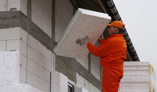 Утепление домов, работа в Польше