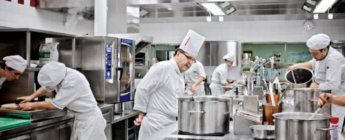 Помощник повара, работа в Польше