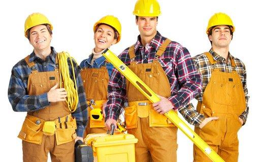 Подсобник, помощник строителей, работа в Польше