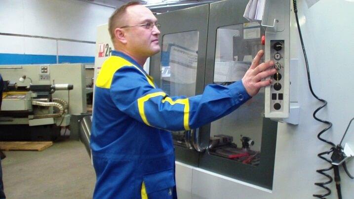 Оператор станка, Польша, работа в Польше