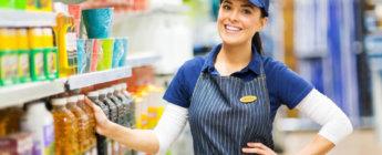 Мерчендайзер, работник супермаркета, Польша, работа в Польше