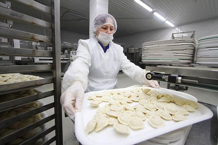Упаковщик на производство вареников, Польша, работа в Польше